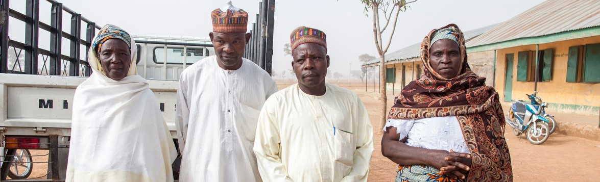 Babban Gona Community - our members