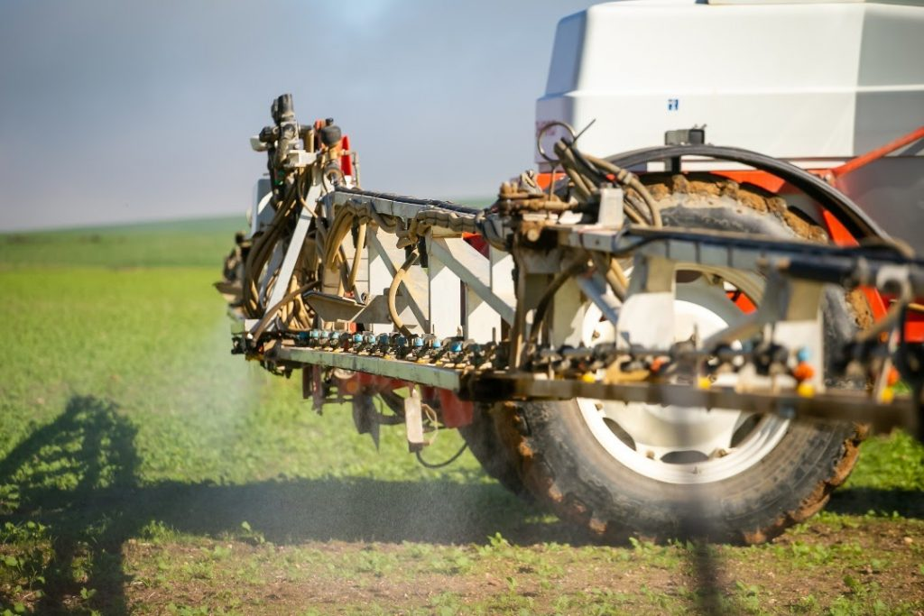 Tech products farmers use - automated equipment