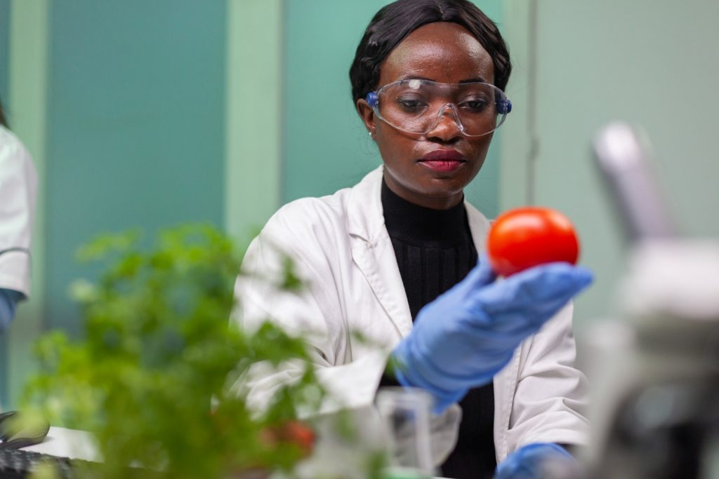 Career in agriculture - agricultural scientist